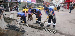 Elazığ Belediyesi'nden 38 Mahallede Topyekun Bakım ve Temizlik