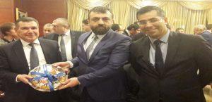Başkan Akın, Azerbaycan-Türkiye Tarım İş Formu Toplantısına Katıldı