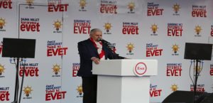 Başbakan Sivas'taydı