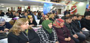 Ak Parti Malatya İl Teşkilatı Çalışmalarını Aralıksız Sürdürüyor