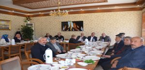 Yaşlılar Haftası'nda Malatya'nın Asırlık Çınarları Buluştu