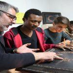 Sivas'ta Yabancı Öğrencilerden 15 Temmuz Hassasiyeti