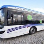Elektrikli Otobüsler Yola Çıkıyor