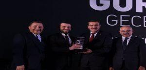 Bakan Tüfenkci, Başarılı Tekstil İhracatçılarına Ödül Verdi
