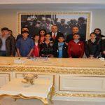 Arguvanlı Öğrenciler İstanbul'u Gezdiler