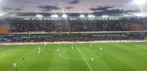 E. Yeni Malatyaspor: 1 Elazığspor: 0