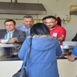 Türk Kızılayı'ndan İnönü Üniversitesi Hasta ve Hasta Yakınları Konukevi'ne Destek