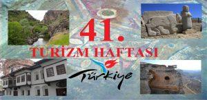 Vali mustafa toprak'ın 41. Turizm haftası kutlama mesajı