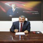 Başkan Gürkan'ın Polis Teşkilatının 172. Kuruluş Yıldönümü Mesajı