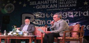 Battalgazi'de Ramazan Geceleri Yoğun İlgi Görüyor