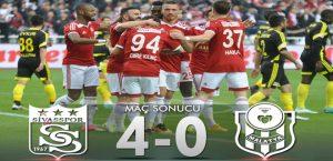 Şampiyon Sivasspor