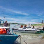 Karakaya Barajında Tekne Denetimi