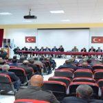 Vali Toprak Darende'de Mutad Toplantısına Katıldı