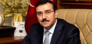 Bakan Tüfenkci'nin Evkur Yeni Malatyaspor'a Kutlama Mesajı