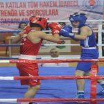 Liseler Arası Türkiye Boks Şampiyonası Sona Erdi