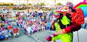 Büyükşehir'den Çocuklara Bayram Şekeri