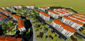 Taştepe-Hanımınçiftliği Kentsel Dönüşüm Projesi
