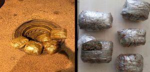 Malatya'da 2 Kilo 968 Gram Kubar Esrar Ele Geçirildi.