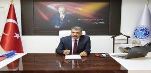 Başkan Gürkan'ın Jandarma Teşkilatının 178. Kuruluş Yıldönümü Mesajı