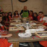 Gaziantep'in En Büyük Mozaik Eğitim Merkezi Açıldı