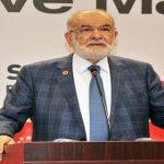 Saadet Lideri Karamollaoğlu, İslam Dünyasında Yaşanan Son Gelişmeleri Değerlendirdi
