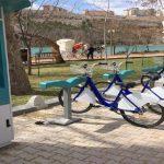Tabiat Parkında Bisiklet Keyfi