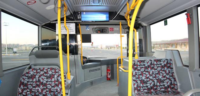 Belediye Otobüslerinde Çok Amaçlı Tv Yayını Dönemi