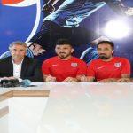 Başkan Yanılmaz, Elaziz Belediyespor'un Transfer İmza Törenine Katıldı