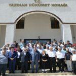 Bakan Tüfenkci Malatya Yazıhan'ı Ziyaret Etti