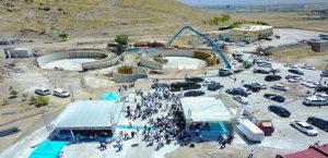 Türkiye'nin İlk Entegre Çevre Projesinin Temeli Atıldı