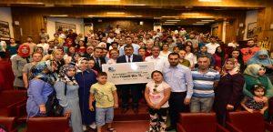 314 Girişimci Adayı Düzenlenen Törenle Sertifikalarını Aldı