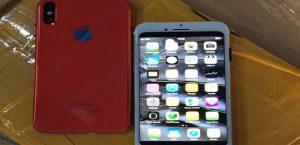 Üretime Dahi Geçmeyen İphone 8 Getirdiler