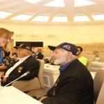 Şahin, Kore Gazilerini Unutmadı