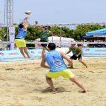 Uluslararası Plaj Voleybolu Heyacanı Mersin'i Saracak