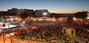 Vali Kaban, 15 Temmuz Millet Meydanında Malatyalılarla Bir Araya Geldi