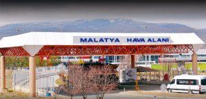 Haziran Ayında Malatya Havalimanı'nda 71.136 Yolcuya Hizmet Verildi