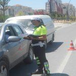 Polisten Emniyet Kemeri Denetimi