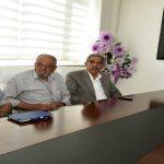 Başkan Gürkan, Muhtarlarla Biraraya Geldi