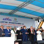 Malatya Yeni Stadına Cumhurbaşkanı Erdoğan'ın Katıldığı Törenle Kavuştu