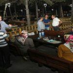 Şehit Polis Fethi Sekin Mesire Alanı Yoğun İlgi