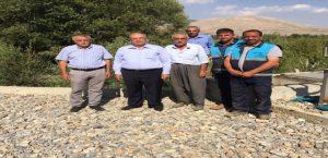 Belediye Başkanı Kutlu, Su Sorununa Çare Arıyor