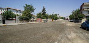 Malazgirt Mahallesi'nde Asfalt Öncesi Hazırlıklara Başlandı