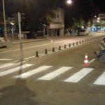 Adıyaman Belediyesi Yaya Geçidi Çizgilerini Yeniledi