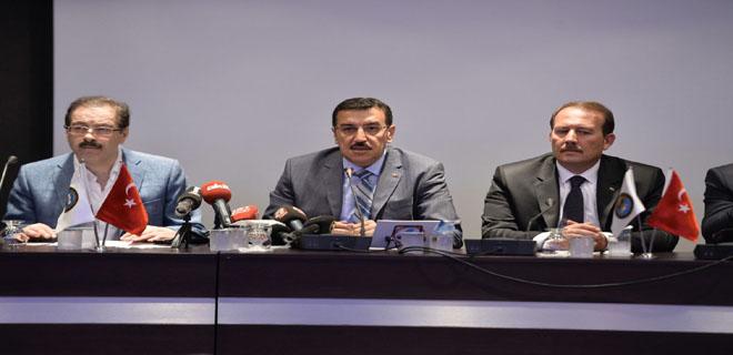 Bakan Tüfenkci'den Esnafa Müjde: Borçlar Yeniden Yapılandırılıyor