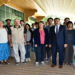 Başkan Gürkan, Arslantepe Kazı Ekibi İle Bir Araya Geldi