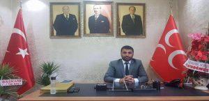 Başkan Samanlı'nın Türk Dil Bayramı Mesajı