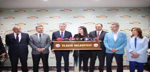 Bakan Sarıeroğlu Müjdeyi Belediye Ziyaretinde Verdi