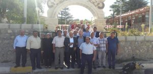 Ak Parti Malatya Milletvekili Mustafa Şahin, Arapgir'i Ziyaret Etti