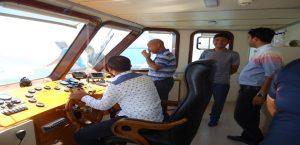 Gemi Sevk Ve İdaresi Sınavında Başarılı Olanlara Belgeleri Verilmeye Başlandı