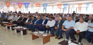 Ak Parti Pütürge İlçe Kongresi Yapıldı.